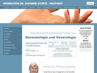 Hautarzt Dr Susanne Schätz Krems Austrolinksinfo